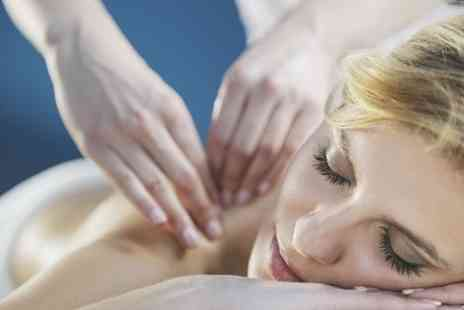 Akeba - Luxury Facial With Back Massage - Save 65%