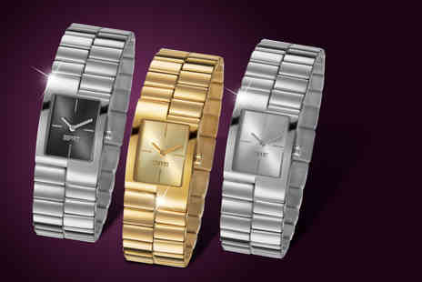 Zircontime - Ladies Esprit watch in a choice of Two - Save 59%