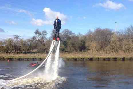 Flyboard Fun - 30 minute flyboarding experience for two - Save 27%