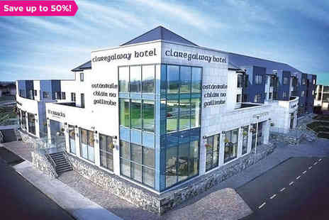 Claregalway Hotel - Glittering Treasures in the County Galway Region - Save 50%