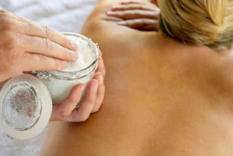 U Diva - Body Scrub With Massage and Facial - Save 49%