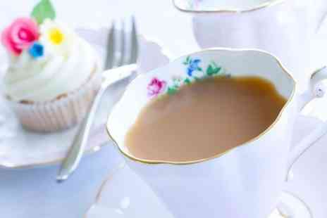 Mr Hs Tea Shop - Afternoon Tea For Two - Save 50%