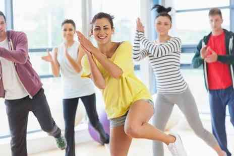 Derby Dance Fitness - Five Zumba or Bokwa Classes for One - Save 75%