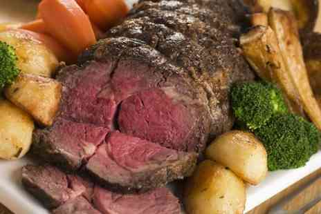 Hilton House Hotel - Sunday Carvery For Two - Save 50%