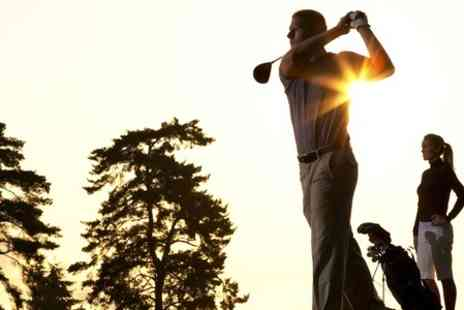 Birchwood Golf Club - Twilight Golf With Steak Dinner For Two - Save 68%