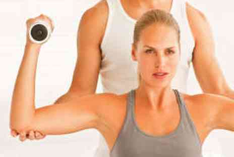 Health & Fitness - Three Personal Training Sessions - Save 83%