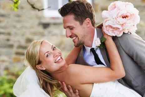 Digital Weddings - Eight hour wedding photography package including all images on disc  - Save 50%