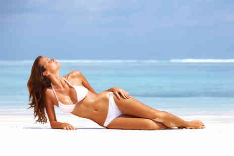 Clinica - Six sessions of IPL laser hair removal on 2 medium or 1 large size area - Save 51%