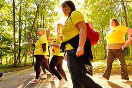 Marie Curie Cancer Care - Entry to 10k Marie Curie Charity Walk  - Save 50%