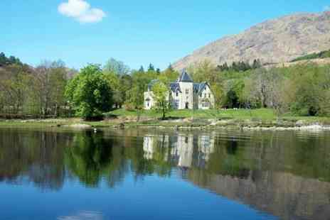 Glenfinnan House Hotel - One Night stay For Two With Breakfast and Prosecco  - Save 50%