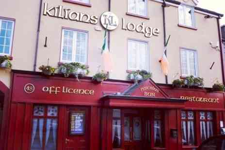 Kilians Lodge Hotel - One Night Stay For Two With Breakfast  - Save 52%