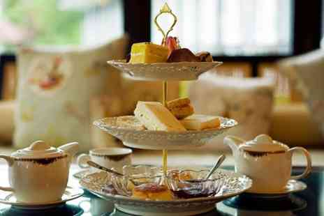Quaint & Quirky - Afternoon Tea For Two  - Save 50%