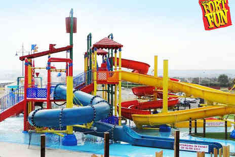 Fort Fun - All-Access Childs Pass to Adventure and Water Park - Save 36%