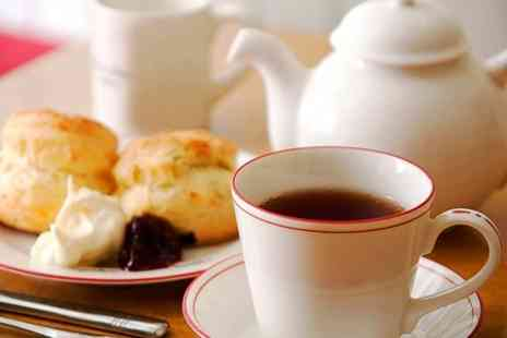 Darley Mill Centre & Tearooms - Cream or Afternoon Tea For Two  - Save 44%