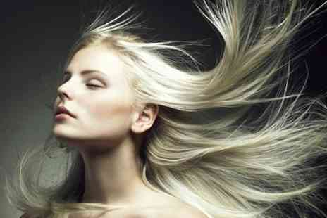 Scissor Sisters  - Cut and Blow Dry or Cut With Highlights or Colour  - Save 56%