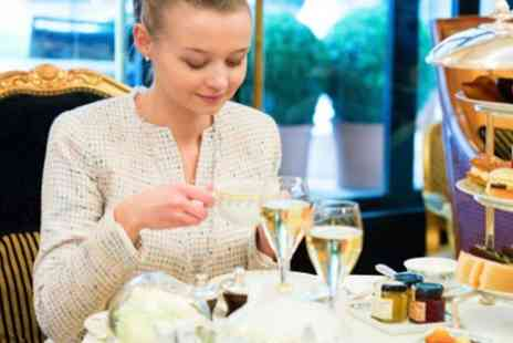 The Crown - Prosecco Afternoon Tea For Two  - Save 50%