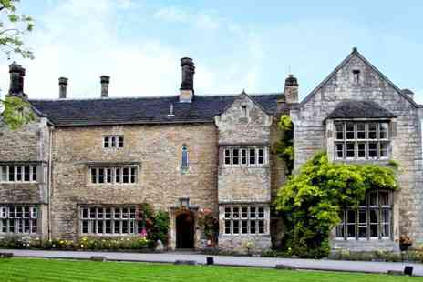 Monk Fryston Hall Hotel - Delightful 16th Century Yorkshire Getaway with Dinner - Save 50%