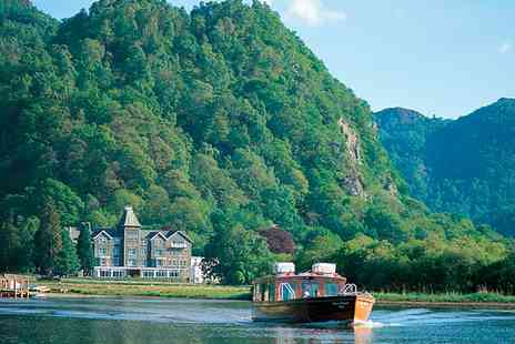 Lodore Falls - Impressive Lake District Retreat with Meals  - Save 40%