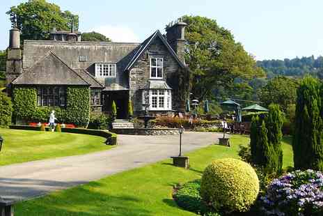 Broadoaks Country House - Lake District Stay with Michelin Listed Dinner - Save 52%