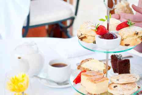 The Corran Resort & Spa - Champagne Afternoon Tea for 2  - Save 40%