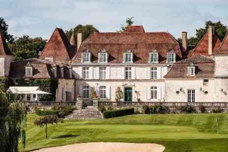 Chateau des Vigiers - Luxury stay Including breakfast, wine tasting, access to the spa and more - Save 38%
