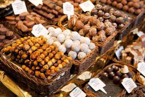 Scottish Chocolate Festival - Two tickets to the Scottish Chocolate Festival - Save 50%