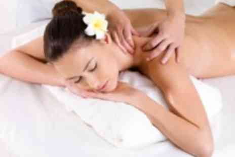 Amor Hair - One hour facial, 30 minute body massage and a 45 minute manicure - Save 52%