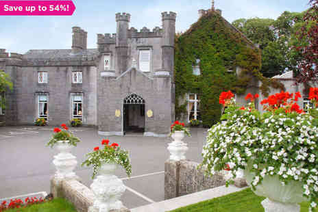 Abbey Hotel - One night stay in Roscommon - Save 54%