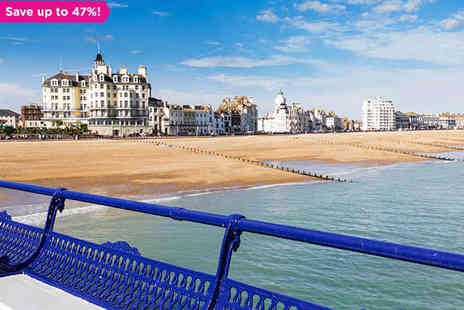 Waterside Boutique Hotel - One night stay in Seaside Eastbourne - Save 47%