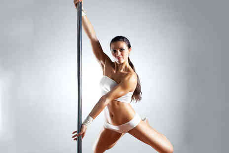 Aerial Active - Four Beginners Pole Dancing Fitness Classes - Save 68%