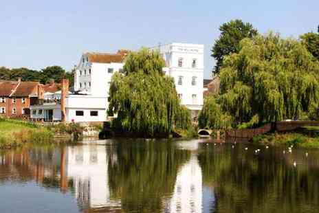The Legacy Mill Hotel - Suffolk Escape with Dinner & Afternoon Tea - Save 56%