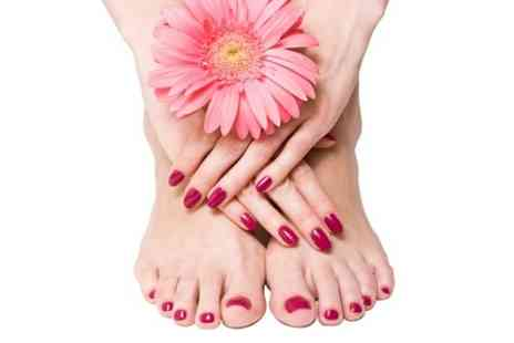 Comfort Inn Ramsgate - Manicure and Pedicure Plus Massage  - Save 0%