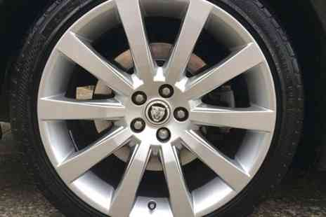 Scuff n Scratch Wheel Solutions - Alloy Wheel Repair - Save 52%