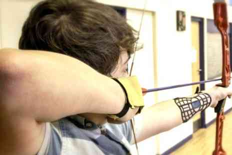 Blackburn Archery - Two Hour Indoor Session - Save 40%