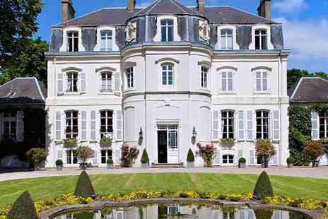 Hotel Chateau Clery  - French Chateau Stay with Breakfast  - Save 34%