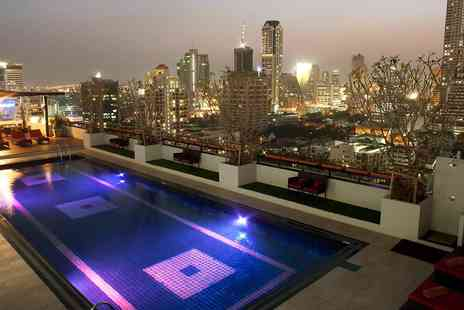 Furama Silom Bangkok - Four Star Hotel Stay with Breakfast & Upgrade  - Save 59%