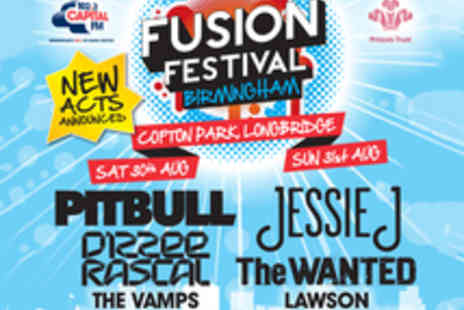 Fusion Festival & Events - One Day Ticket to Fusion Festival - Save 36%