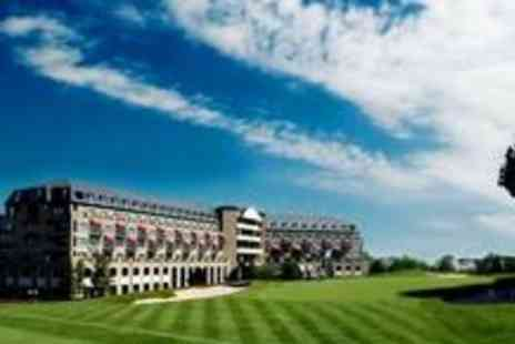 Celtic Manor - One night luxury golfing break for two - Save 59%