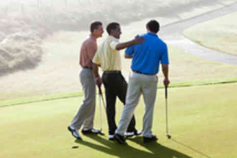 Dudley Golf Club - 18 Holes of Golf for Two - Save 63%