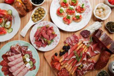 3amigos - Six Tapas Dishes for Two - Save 64%