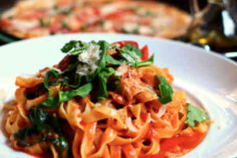 Pavarotti Italian Restaurant - Traditional Italian Dining for Two  - Save 37%
