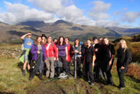 Large Outdoors - One Day Snowdonia Walking Adventure for One  - Save 31%