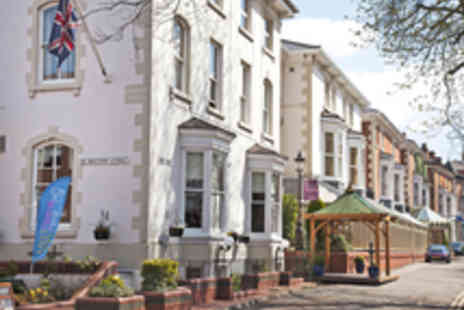 The Belmont Hotel - One night stay with Afternoon Tea and Race Day Tickets - Save 61%