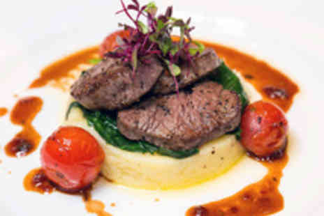 47 King Street West - Two Course a la Carte Meal for Two - Save 39%