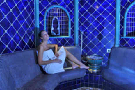 Spa Illuminata - Full Body Massage and a Jasmine Steam Experience for One - Save 45%