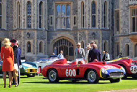 Concours of Elegance - Admission to Concours of Elegance Classic Car Event  - Save 20%
