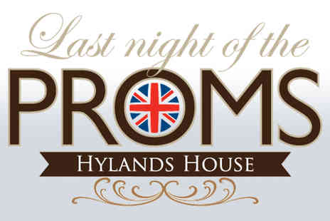UK Events and Production - Entry to Last Night of the Proms - Save 21%