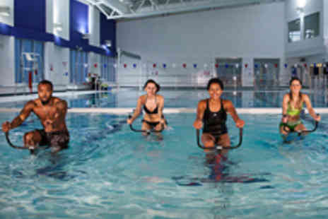 Aqua Fit Pro - Three Aqua Cycling Sessions for One - Save 50%