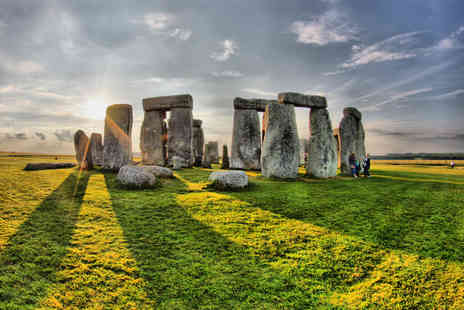Luxury Travels and Tours - One Day Coach Tours To Windsor Stonehenge and Bath - Save 57%