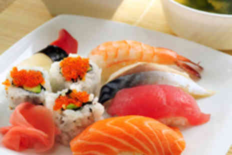 London Cookery School - Half Day Sushi-Making Workshop with Glass of Prosecco for One - Save 65%